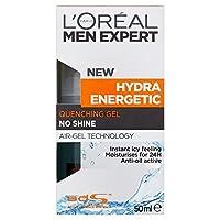 L'Oréal Paris Men Expert Hydra Energetic Quenching Gel, 50 ml