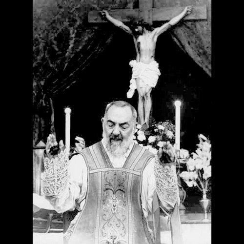A Rare Recording of Padre Pio  Audiolibri