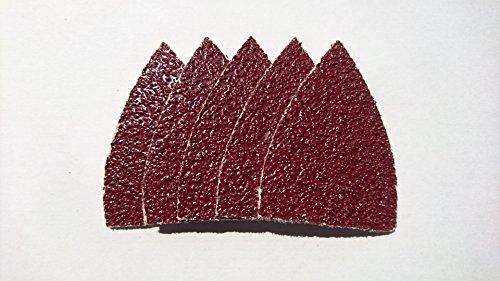 Preisvergleich Produktbild Schleifblätter für Schleiffinger, VE 20, Korn 60 Schleifpapier für Fein Multimaster