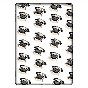 MOBO MONKEY Printed Hard Back Case Cover for Apple iPad Mini - Premium Quality Ultra Slim & Tough Protective Mobile Phone Case & Cover