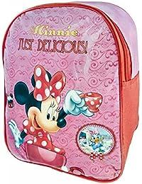 Official Disney Minnie Mouse Junior Premium Backpack School Bag Rucksack