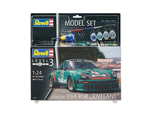 Revell 67032 - Modellbausatz Auto 67032 Set 1:24 - Porsche 934 RSR