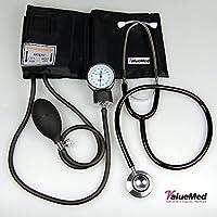 Valuemed Medical - Tensiómetro aneroide para medir la presión sanguínea.