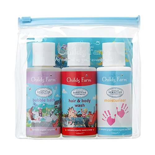 Childs Farm Top zu toesie Set 3 x 100 ml