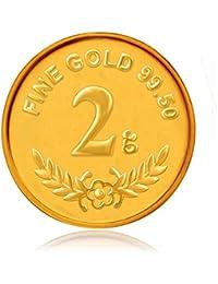 Senco Gold 24k Yellow Gold Precious Coin