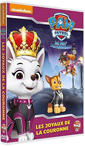Paw Patrol, La Pat'Patrouille. Volume 20, Les Joyaux de la couronne
