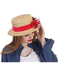Amazon.es  WWMALL - Sombreros Panamá   Sombreros y gorras  Ropa a0ca0d74bee6