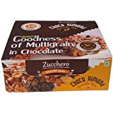 Zucchero - Choco Almond Multigrain Bar (10Pack) Wholesome + Flat Tummies