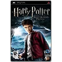 Harry Potter and The Half Blood Prince PSP [Englisch Uncut]