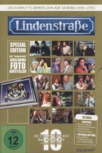 Das komplette 10. Jahr (Ltd. Edition mit Fotoaufsteller, 10 DVDs)
