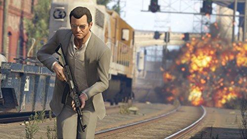 Grand Theft Auto V – [PlayStation 4] - 5