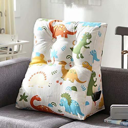 Almohada de cuña Nordic Simple Triangle Pillow Flex Back Support Ajustable Back...