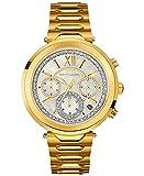 Wittnauer hommes chronographe de Taylor Montre bracelet en acier inoxydable doré
