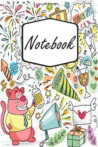 Notebook: Comic Cartoon   Notebo...