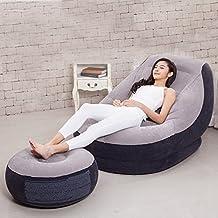 Inflatable sofa silla del sofá del salón lounge chair-B