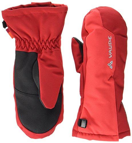 Vaude Kinder Handschuhe Small Gloves, Indian Red, 3, 05643 (Wattierte Fäustlinge)