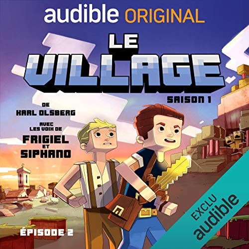 Le village 1.2 par Karl Olsberg