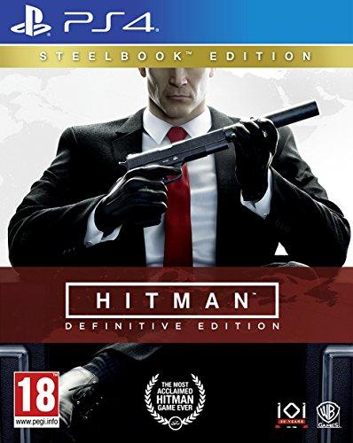 Hitman – Definitive Steelbook Edition