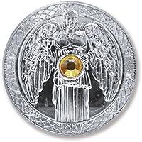 Glücksmünze Schutzengel Engeltaler Erzengel Jophiel, Ø 27 mm Taler Silber mit Swarovski Elements, Glücksbringer... preisvergleich bei billige-tabletten.eu
