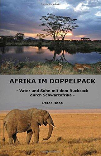 Buchseite und Rezensionen zu 'Afrika im Doppelpack' von Peter Haas
