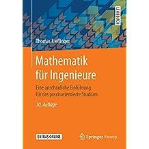 Mathematik für Ingenieure: Eine anschauliche Einführung für das praxisorientierte Studium