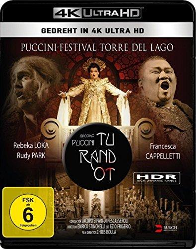 Puccini - Turandot (Festival Puccini 2016) - Ultra HD Blu-ray [4k + Blu-ray Disc]