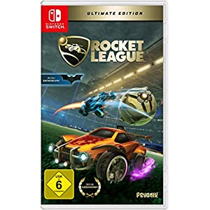 Rocket League: Ultimate Edition – [Nintendo Switch]