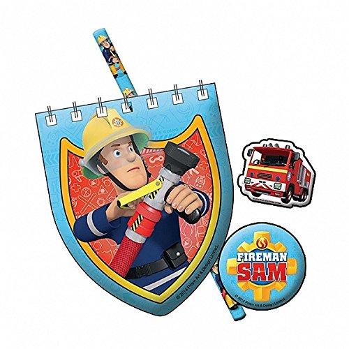 Amscan International Fireman Sam Stationery Favour Packs
