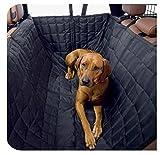 KLEINMETALL 50444030 Allside Comfort Universal Rücksitzbezug für Hunde mit Seitenschutz