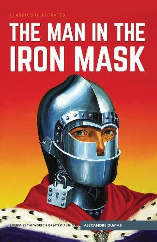 Image of The Man in the Iron Mask (Classics Illustrated)