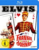 DVD Cover 'Elvis Presley - Frankie und Johnny - Frankie and Johnny [Blu-ray]