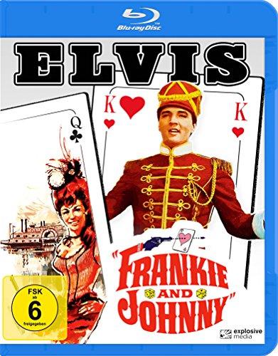 Elvis Presley - Frankie und Johnny - Frankie and Johnny [Blu-ray] Preisvergleich