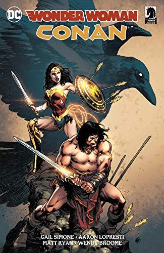 Wonder Woman/Conan (2017-2018) (English Edition) eBook: Gail ...