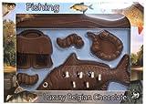 Gwynedd Milk Chocolate Fishing Kit 140 g
