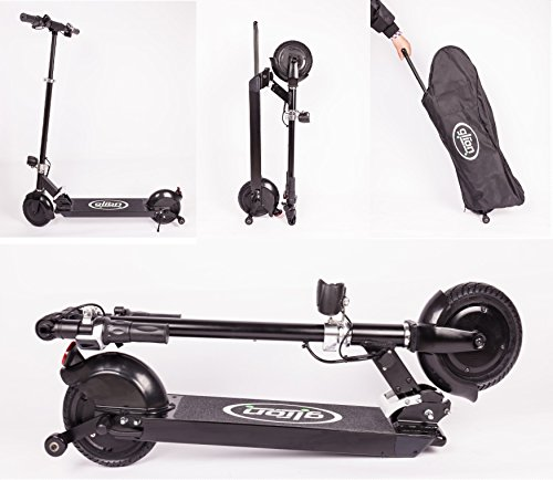 Glion Dolly plegable ligero Adultos Scooter eléctrico W/Premium Li-Ion recargable
