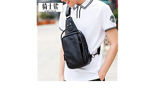 BMKWSG Shoulder Backpack Outdoor Sports Crossbody Sling Chest Bag with Casual Lightweight Style for Men and Women