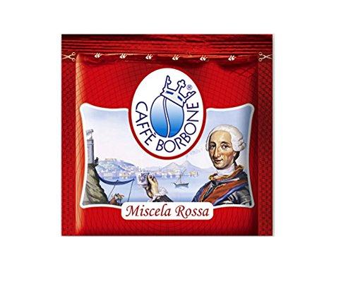 300Waffel Caffè Borbone Ese 44mm Mischung rot (Waffel-pad)
