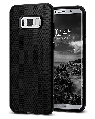 Spigen TPU Anti-Finger Print Liquid Air Case for Samsung Galaxy S8 Plus...