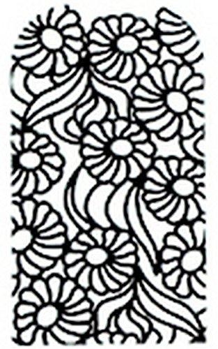 Motif de tatouages # WLT 08 Black Full Cover ° ° Eau Soluble – Utilisation Facile ° °