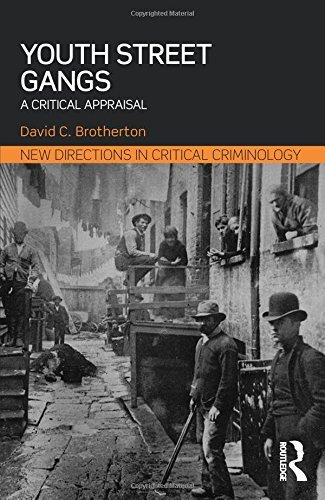 Youth Street Gangs: A critical appraisal (New Directions in Critical Criminology) by David Brotherton (2015-05-05)