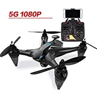 RC Quadcopter Drone With GW198 5G Wifi FPV Automatic Return GPS Brushless Motor Remote Control Helicopter Hover Drone Follow Me Drone.ZHA-GOO