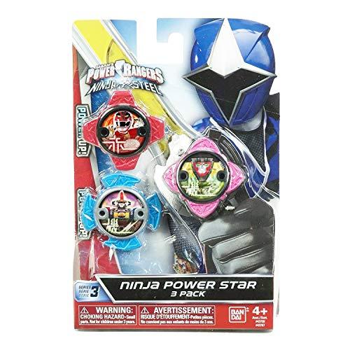 Power Rangers Pack Sterne, 43770