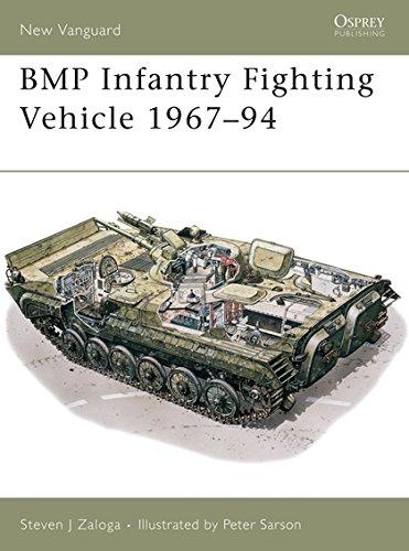 BMP Infantry Fighting Vehicle 1967-94 (New Vanguard) por Steven J. Zaloga