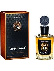 Monotheme Amber Wood Eau de Toilette pour Homme 100 ml