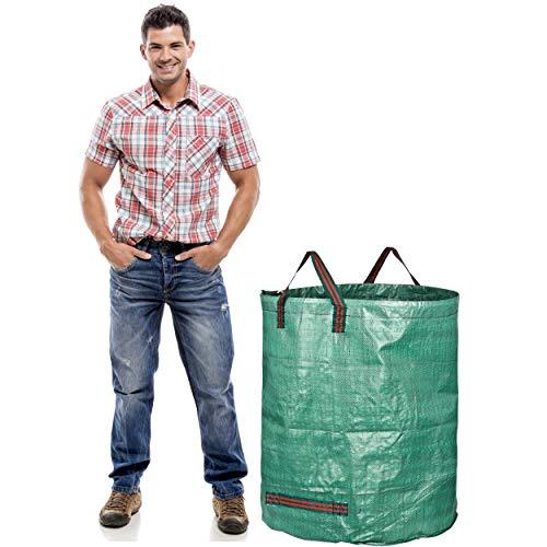 Zoom IMG-1 gardenmate 3x 300l sacchi da