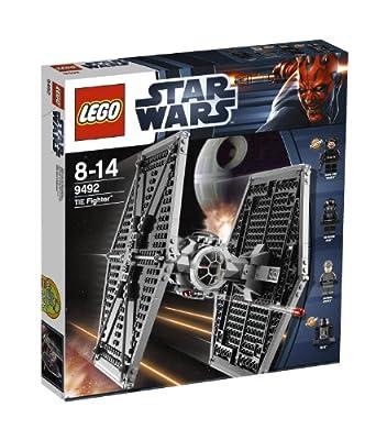 LEGO Star Wars TIE Fighter - 9492
