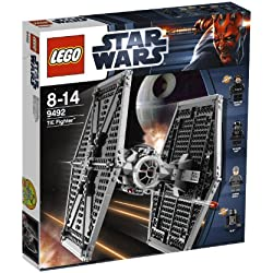 LEGO Star Wars - 9492 - Jeu de Construction - Tie Fighter