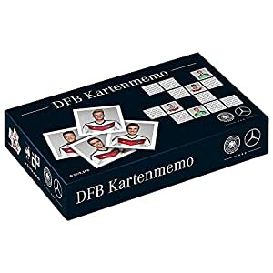 DFB Memo Kartenspiel Weltmeister 2014 Deutschland Memory