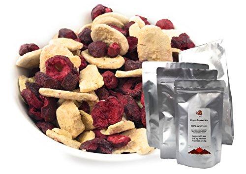 Preisvergleich Produktbild TALI KiBa Kirsch-Banane-Mix 200 g - gefriergetrocknete Früchte
