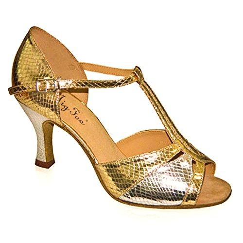 Primavera ed estate/latino scarpe per adulti/scarpe Lombardia/solo scarpe/scarpe Samba/scarpe corrida D